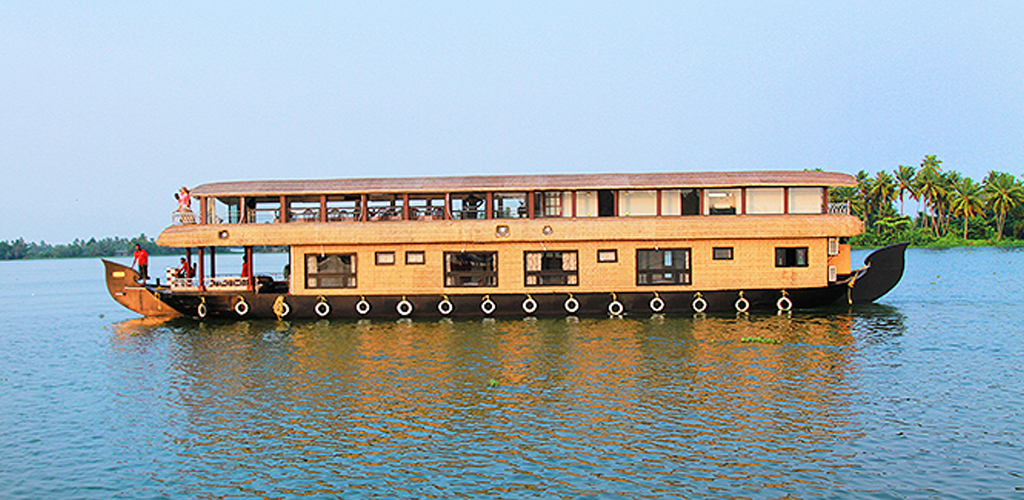 conference-houseboat